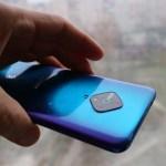 Vivo V17 — «космический» смартфон с квадрокамерой и Super AMOLED экраном