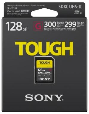 Sony TOUGH SF-G