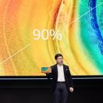Huawei представил смартфон, планшет и другие продукты для 5G