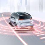 Bosch дополнил систему датчиков для беспилотного вождения