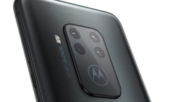 Motorola one zoom c четырехмодульной камерой — уже в Украине