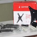 Gembird WM-42T-01 – маленький, но мощный кронштейн за копейки