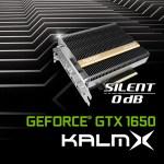 Palit представляет видеокарту GeForce GTX 1650 KalmX с пассивным охлаждением