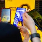 realme 5 pro стал лидером продаж смартфонов в Цитрус