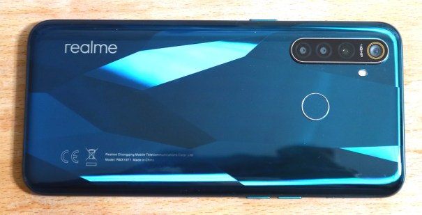 realme 5 pro кристалл