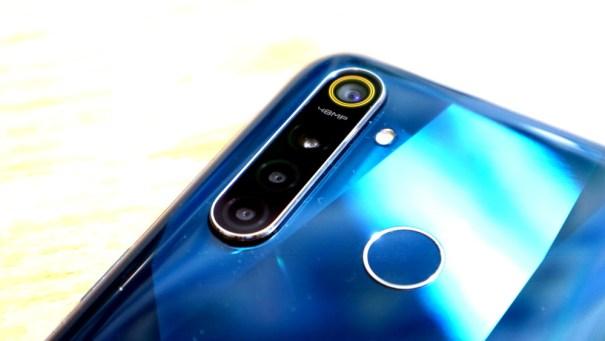 камера realme 5 Pro
