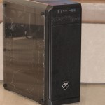 Cougar MX330-G – игровой корпус со стеклянной панелью и возможностью установки водяного охлаждения