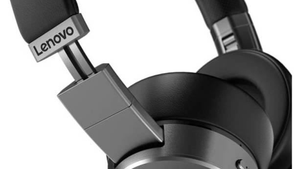 Lenovo ThinkPad X1 ANC Headphones с шумоподавлением — уже в Украине