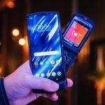Новый Motorola razr с гибким экраном — уже в Украине
