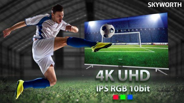 Skyworth 4К UHD Q20 AIoT Dolby Vision