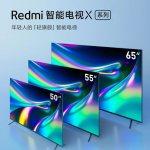 Xiaomi представила Redmi Smart TV X с 4K-разрешением