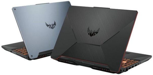 Asus TUF Gaming A15 и A17