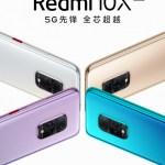 Xiaomi Redmi 10X Pro получил квадрокамеру с 30-кратным зумом и OIS