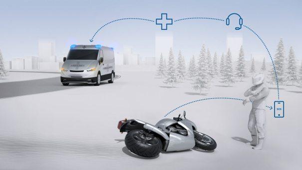 Help Connect от Bosch