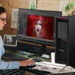 Lenovo ThinkStation P620 – пик производительности на AMD Ryzen Threadripper PRO