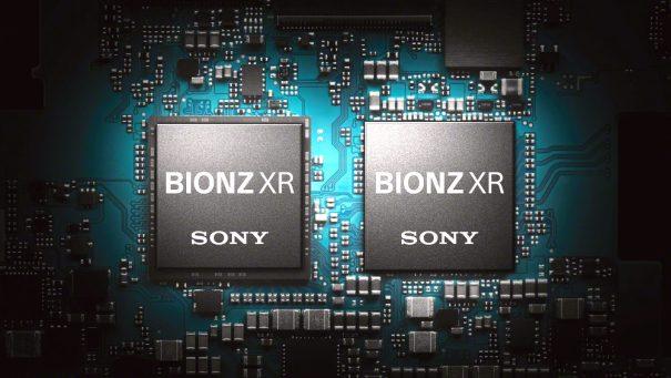BIONZ XR в Alpha 7S III
