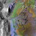 НАСА отправляет миссию в дельту марсианской реки