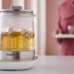 Philips представляет чайную систему с технологией низкотемпературного нагревания