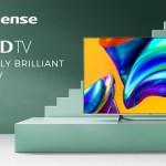 Рост продаж телевизоров Hisense в Украине и анонс Palit GeForce GTX 1650 SUPER GamingPro