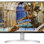 LG 32UN650-W — 31,5″ UHD-монитор с 95% цветовой гаммой DCI-P3