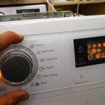 Стиральная машина AEG показала ошибку: что делать и как починить