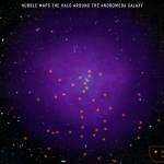 Гало галактики Андромеды простирается до самого Млечного Пути