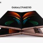 Samsung Galaxy Z Fold 2 имеет твердость поверхности, аналогичную Galaxy Z Flip