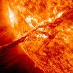 Супервспышки звезд влияют на обитаемость планет
