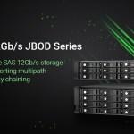 Модули расширения QNAP NAS для общей емкости до 4,6 ПБ и подключения SAS 96 Гбит/с