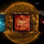 Ученые зафиксировали полный жизненный цикл нановспышки на Солнце