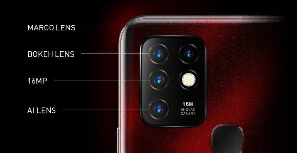 камеры в смартфонах