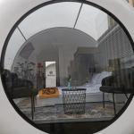 Китайцы сделали первую умную жилую кабину
