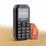 Zanco Tiny T2 – самый маленький в мире мобильный телефон 3G