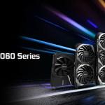 MSI представляет видеокарты серии GeForce RTX 3060
