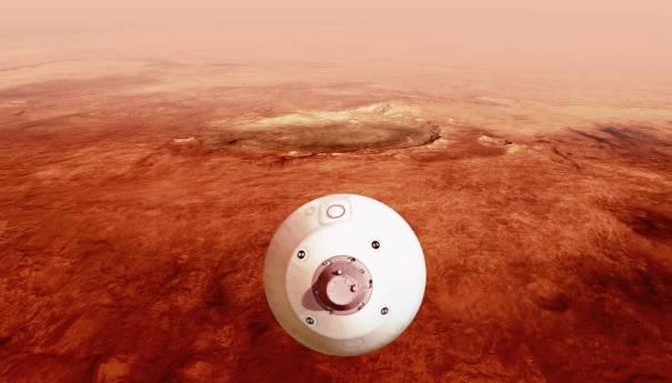 Опыт Чернобыля послужит для колонизации Марса
