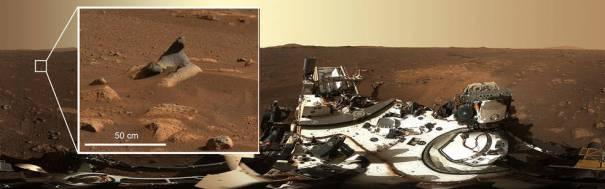 Марс, Джезеро