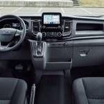 Три лучшие технологии в Ford Transit