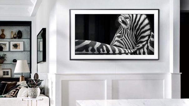 Телевизоры Samsung The Frame