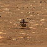Полет вертолета на Марсе перенесен на пару дней