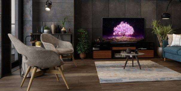 Серия LG OLED С1