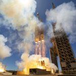 Огромная Delta IV Heavy вывела на орбиту спутник-шпион США