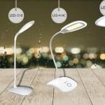 Новые лампы Ritmix