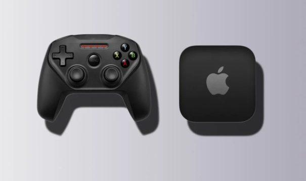 Игровая консоль Apple на базе ARM