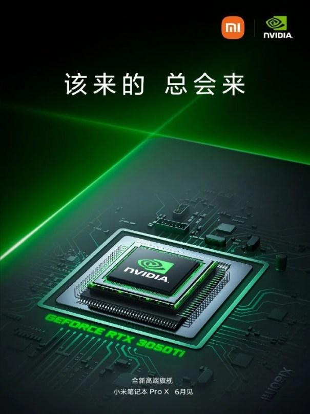 Nvidia RTX 3050 Ti