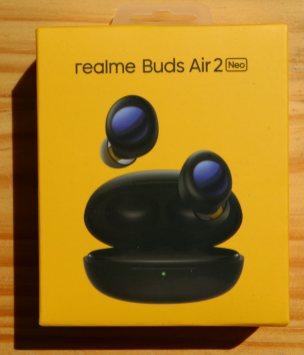 коробка Realme Buds Air 2 Neo