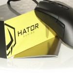 Hator Pulsar (HTM-313) – симметричная игровая мышка с RGB-подсветкой и фирменным софтом