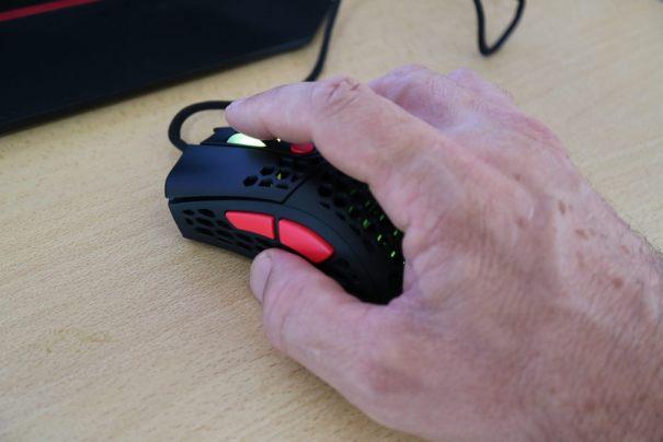 2E Gaming HyperSpeed Lite - игровая мышь с RGB-подсветкой