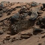 Curiosity находит следы рассола и микробной жизни на Марсе