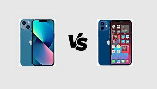 iPhone 13 и iPhone 12: сравнение характеристик
