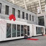 5G, AI и облачные вычисления от Huawei – в Киеве